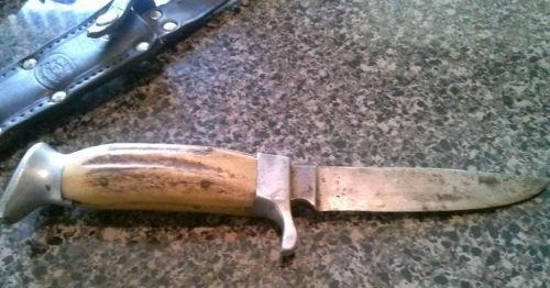 Solingen Knife Fixed Blade Ebay