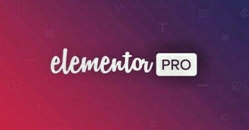 Elementor Pro WordPress Plugin With Key For  Unlimited Websites