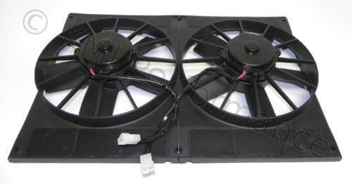 Dual Electric Fans Ebay