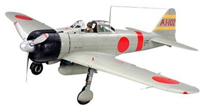Tamiya 1/32 Mitsubishi A6M2b Zero Fighter Model 21 Plastic Model Kit from Japan* for sale  Shipping to United States