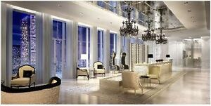 Down-town luxury condo for sale - Discounted pricing / Cash Back