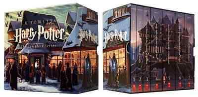Harry Potter Paperback Box Set by J. K. Rowling (2013, Paperback, Special)