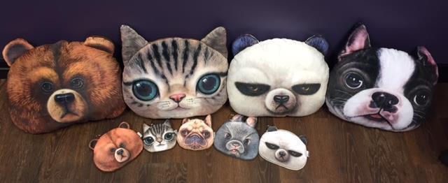 3d cushions accessories