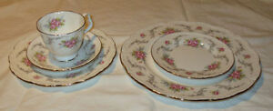 New Royal Albert Tranquillity 4 place settings London Ontario image 2