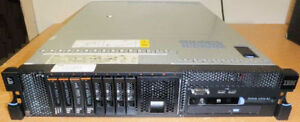 IBM x3650 M2 2U Rackmount Server 2xQC 48GB RAM 2x147GB HDD