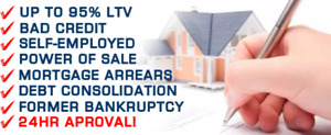 *****MORTGAGES for ANY SITUATION****