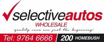 Selective Autos Wholesale