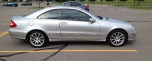 2005 Mercedes CLK 320