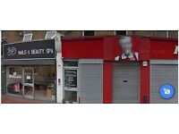 **New Shop Unit To Let **Busy Town Center Location**