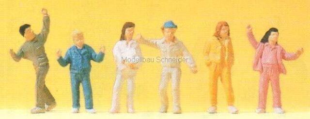 H0 Preiser 14139 Children figures. orig. packaging