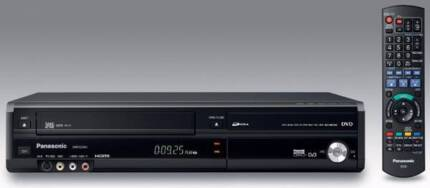 Panasonic DMR-EZ48V VHS player/DVD recorder Salisbury North Salisbury Area Preview