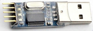 PL2303 USB to Serial (TTL) Module/Adapter