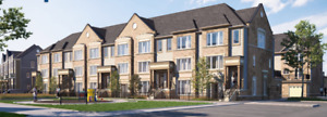 Condo Stacked towns in Brampton Start from mid $500,000's
