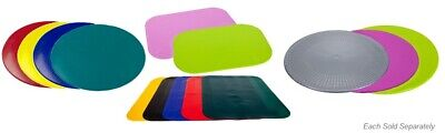 Dycem Non-Slip Material Pads, Non-Slip, Reusable, Latex Free Circle or Rectangle Dycem Non Slip Pad