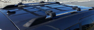 TWO FACTORY DODGE JOURNEY ROOF RACK CROSS BARS