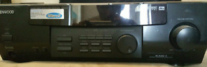 Kenwood Receiver w/speakers