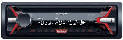 SONY CDX-GT1100U   FRONT PANEL ONLY FACEPLATE OFF