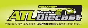 Atl Passion Diecast // Shipping Canada Wide