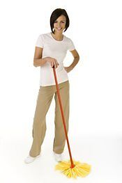 Cleaner jobs, part time, cleaning + ironing work in private houses Amersham + Beaconsfield