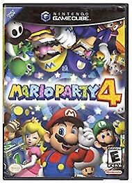 Looking for Mario Party 4-7 on GameCube