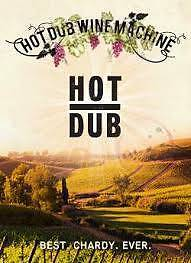 2x Hot Dub Wine Machine Ticket 8 April Perth Swan Valley Houghton Perth Perth City Area Preview