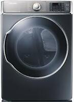 SAMSUNG ONYX FRONT LOAD WASHER - KING SIZE
