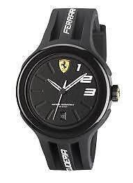 Ferrari Mens Scuderia Analog Casual Quartz Watch (Imported) 0830222