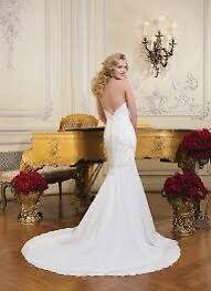 Wedding dress - Justin Alexander