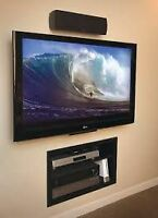 TV wall mounting Installation services in Kelowna