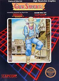 Anyone out there have Gunsmoke for nes?