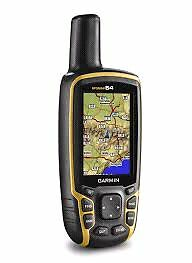 Like new garmin gpsmap 64st gps