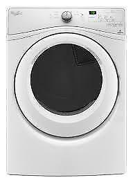 Whirlpool Stackable Electric Dryer, 27 Width (WL12)