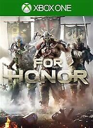 FOR HONOR XBOX ONE -NEW-