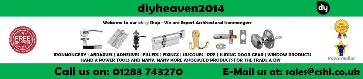 DIY Heaven - Online Ironmongers