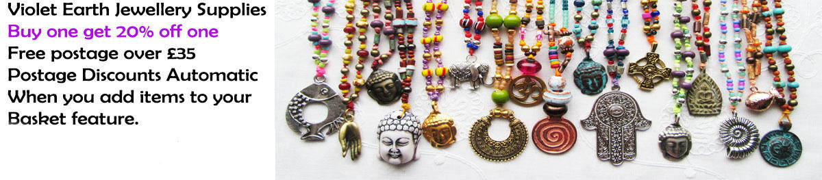 Violet Earth Jewellery Supplies