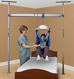 Waverly Glen Two Post Pressure Fit System - PORTABLE. REDUCED!