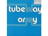 Tubeway Army – Tubeway Army . Vinyl, LP, Album, Limited Edition, Blue Vinyl