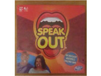 Genuine Speak Out Game by Hasbro