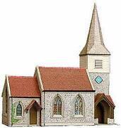 OO Gauge Church