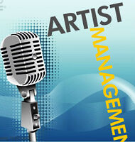 music managers and booking agent