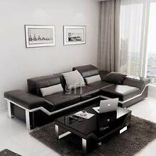 Brand NEW Leather sofa Lounge AVAILABLE IN DIFFERENT COLOURS Auburn Auburn Area Preview