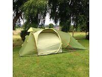 Quechua seconds 4.1 (4 man) pop up tent