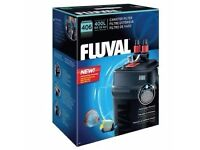 used fluval 406 filter with hose's