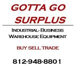 Gotta Go Surplus Used Industrial