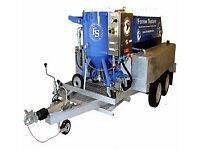 Farrow system FS185 Low presure wet sandblasting equipment