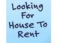 LOOKING TO 1-2 BED HOUSE OR FLAT TO RENT WITH DSS