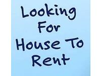 Wanted - 2/3 bed property to let