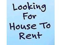 Looking to rent 1/2 bed flat/house in bristol