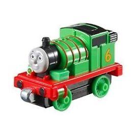 Take-n-Play Talking Percy Toy Train