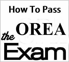 2016 OREA Real Estate Exam Textbooks and Study Notes